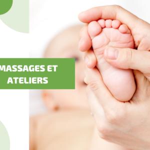 Massages & Ateliers