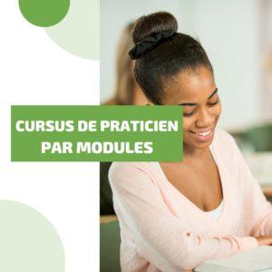 Cursus de Praticien par modules